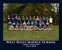 WHMS 2015 CROSS COUNTRY