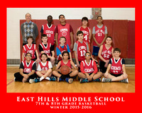 EHMS 2015-16 7th & 8th  INTRAMURAL BASKETBALL