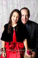 Bloomfield Hills Daddy Daughter Dance 2016