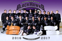 Black Hawks Hockey 2016-2017