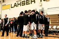 Lahser Boys' Basketball 2012-13