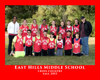 EHMS 2015 CROSS COUNTRY