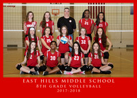 EHMS Volleyball